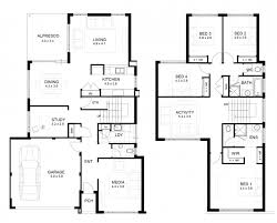 House Designs And Floor Plans 5 Bedrooms Incredible 5 Bedroom House Designs Perth Double Storey Apg Homes