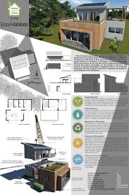 Home Design Competition Shows Green Architecture Students Show Off Their U201chome Sweet Home