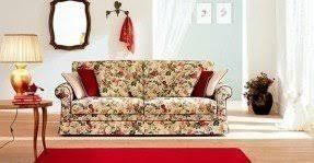 Print Fabric Sofas Foter - Cloth sofas designs