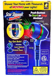 as seen on tv christmas lights shower as seen on tv motion laser lights projec https