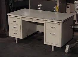 Metal Desks For Office Peachy Metal Office Desk Charming Ideas Steel Metal Desks At