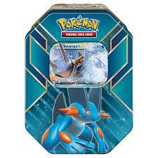 target black friday sprint pokemon trading card game hoenn power sprint tin featuring