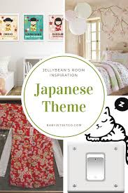 jellybean u0027s japanese themed room baby jet set go