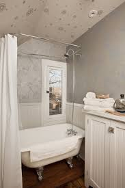 Bathroom With Shower Bathroom Design Unique Clawfoot Tub Shower Kit Ideas For Modern