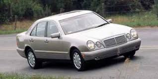 1999 mercedes e320 review 1999 mercedes e class sedan 4d e320 specs and performance