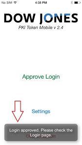Dow Jones Help Desk Sso Mobile Login Info