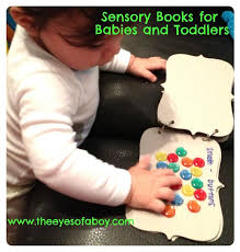 easy diy sensory books for babies and toddlers colors and