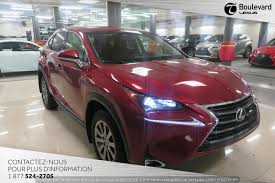 lexus canada warranty 2015 lexus nx 200t 33 995 québec boulevard lexus
