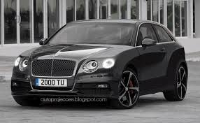 bentley bentayga render mini bentley suv rendered gtspirit