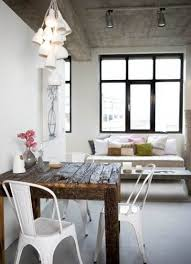 dining room table decor and the whole gorgeous dining concrete love the ceiling the whole room actually prop table