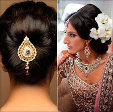 bridal hair bun bridal hairstyles for medium hair 32 looks trending this season