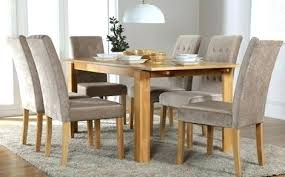 dining room sets for 6 table with 6 chairs dinette table and chairs