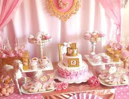 Centerpieces Birthday Tables Ideas by 35 Cute 1st Birthday Party Ideas For Girls Birthday Table
