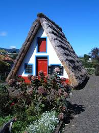 traditional cottage on madeira tiny houses pinterest madeira