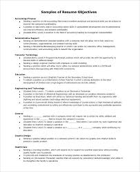Hr Assistant Resume Generic Resume Objective Sample General Objective For Resume
