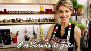 coté cuisine julie andrieu les carnets de julie en replay et sur tv pluzz