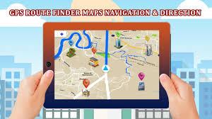 Maps Direction Gps Route Finder Maps Navigation U0026 Direction Android Apps On