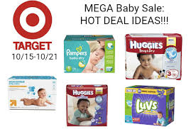 target black friday online diapers mega baby sale up to 50 in free gift cards at target 10