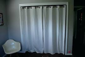 Curtains As Closet Doors Curtains For Closet Doors Panel Curtains Closet Doors Ed Ex Me