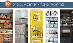 roundup 10 drool worthy kitchen pantries curbly
