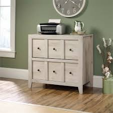file cabinet tv stand sauder dakota pass 2 drawer file cabinet tv stand in chalked
