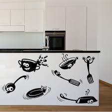 kitchen cool wall decoration ideas with decals design frozen wall stickers kitchen quote decals