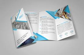 2 fold brochure template psd 12 of the best free brochure templates in photoshop psd