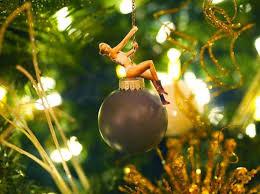 wrecking tree ornament neatorama