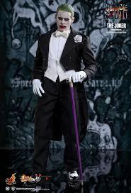 toys joker tuxedo version figure from squad