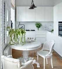 Fine White Round Kitchen Table Dining Set Room T Intended - Small round kitchen tables