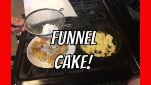 how to make funnel cakes at aldermanfarms youtube