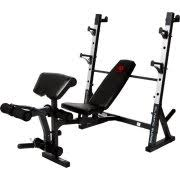 Exertec Fitness Weight Bench Olympic Bench