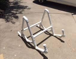pvc kayak roof rack carrier 11 steps with pictures