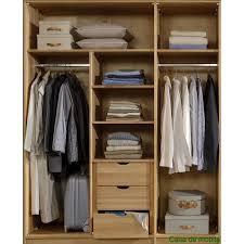Schlafzimmer Komplett Ohne Zinsen Massivholz Kleiderschrank 3 Türig Wäsche Schrank Holz Buche Massiv