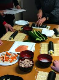 cours cuisine sushi atelier stage sushi association amitié st cyr japon