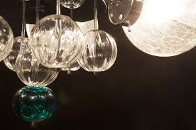Chandelier Glass Globes Large Chandelier With Handblown Glass Globes From Kamenicky Senov