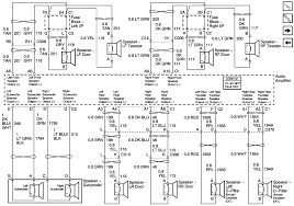 2005 chevy tahoe radio wiring diagram 2005 chevy tahoe radio