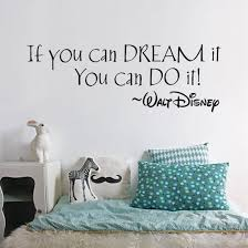 2pcs if you can dream it diy vinyl quote wall sticker mural decals 2pcs if you can dream it diy vinyl quote wall sticker mural decals living bed home