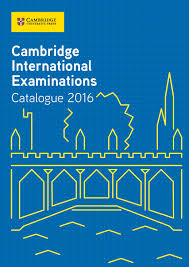 cambridge international examinations catalogue 2016 by cambridge