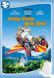 dvd mgm chitty chitty bang bang sealed new bonus movie thx