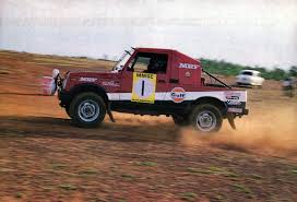 modified gypsy file farad bathena and raj bagri in mrf maruti gypsy in 1989 south