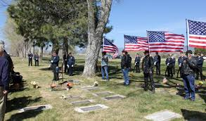 Interment Flag Norcalpgr Susanville Ca April 4 2015