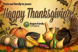happy thanksgiving from our family to yours shade grown and fresh