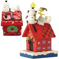 snoopy christmas dog house light up dog christmas decoration decoration image idea