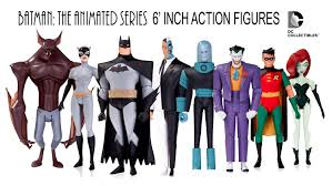 halloween collectible figurines batman the animated series 6