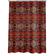 Southwest Shower Curtains Shower Curtains Southwestern Style Home Decoration Club