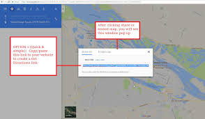 Map Directions Google How To Create