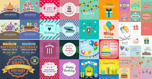 birthday backgrounds vector graphics art free download design ai