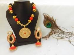 sted necklaces silk thread necklace in madurai tamil nadu india indiamart