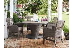 outdoor living room sets paula deen dogwood outdoor living collection